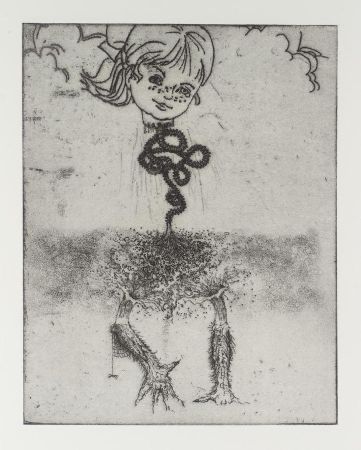 Exquisite Corpse 2000 by Jake Chapman and Dinos Chapman born 1966, born 1962