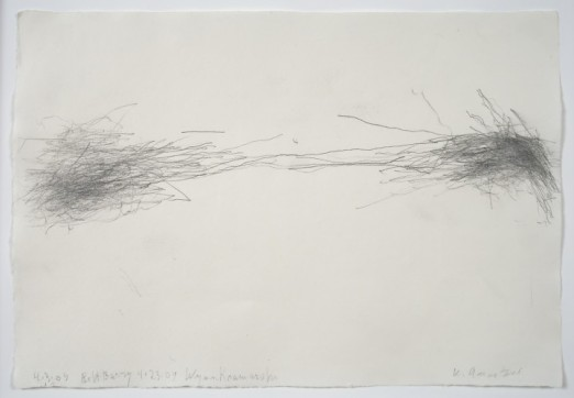 Fig 1. Untitled (subway drawing) 2009